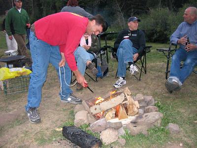 Gordy Camp Saturday Eve