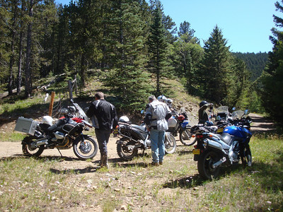 Brainless450x, Eurobiker, WildTurkey bike and Claire, Johnny of Stork, VStrom Rick, Fritz - FR76