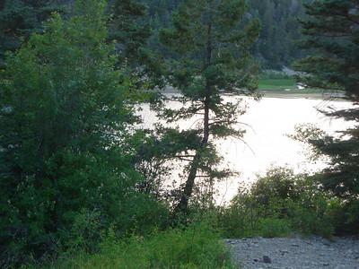 Sunrise at Cabresto Lake!