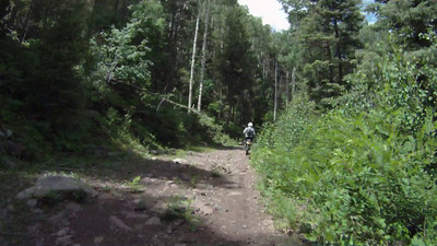 2010-07-10 Paliza Cyn - Down Towards NM4 Pt3