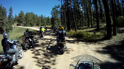2010-09-26 Elk Mtn BMW Shop Ride 01b Dirt