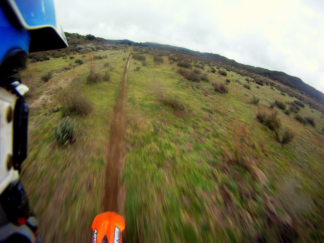 awesome single track!