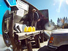 Gas stop at Ramonas