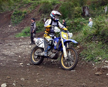 Stumpjumpers Goldenspike Harescrambles 2004