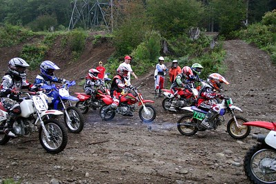 Stumpjumpers Goldenspike Mini Harescrambles 2004
