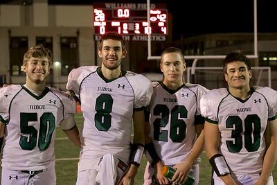 2015 Ridge Football