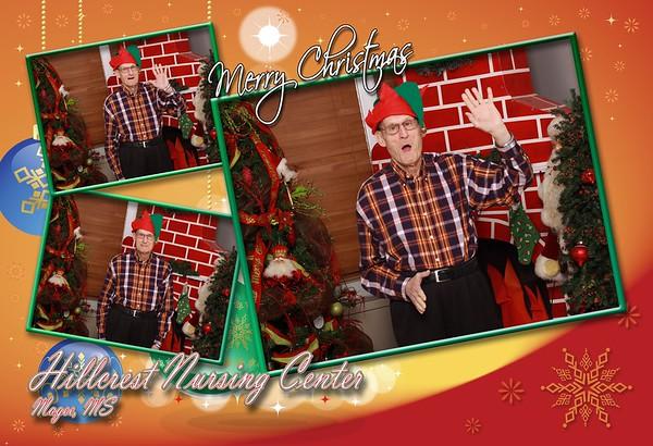Hillcrest Nursing Center Christmas 2012