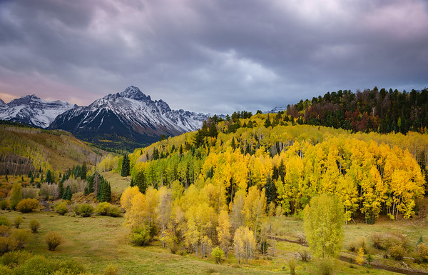 Ouray County Road 7, Ridgway, CO