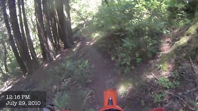 Single Track Santa Cruz