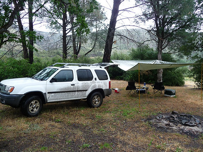 Indian Valley Car Camping 4/11
