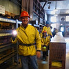 Barry at Queen Mine Tour, Bisbee, AZ