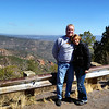 Trail of the Mountain Spirits Scenic Byway<br /> New Mexico Hwy. #15. Barry and Tammy.