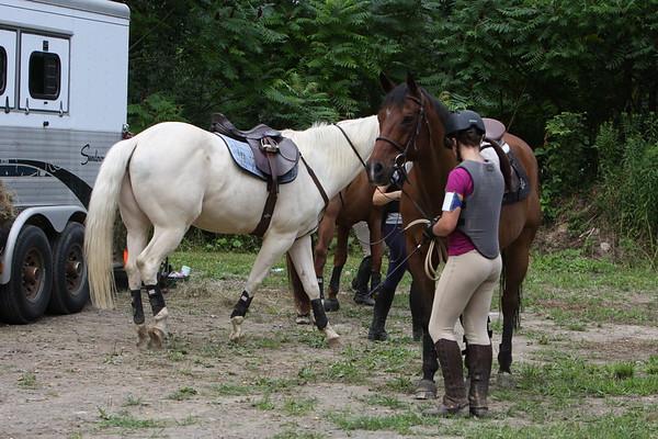 Gale's Riders at Morgan Equine July 22, 2012