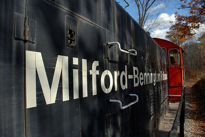 Milford Bennington Railroad - Wilton, NH