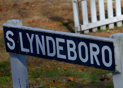 Milford Bennington Railroad  Rolling through Lyndeborough
