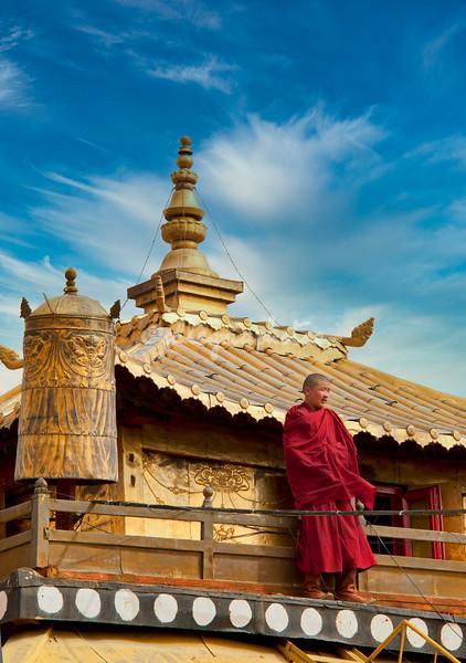 UlaaBataar, Mongolia