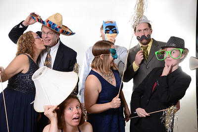 Heather & Mike got married, and everyone celebreated in the Mobile Studio Photobooth! Download originals at http://galleries.promotionentertainment.com