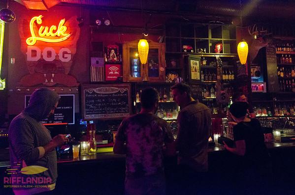 Lucky Bar ©Dark Lake Photography 2014