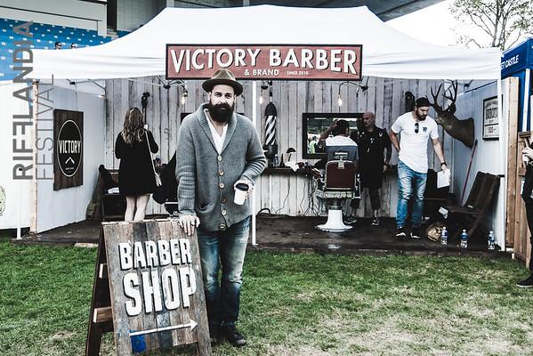 Victory Barber's @ RAP