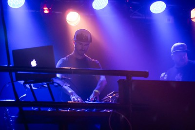 DJ Wood & DJ Vespers