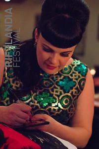 Tami Neilson, Rifflandia 2016, Jessie Hannah Photography