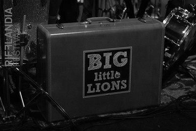 Big Little Lions, Rifflandia 2016, Jessie Hannah Photography