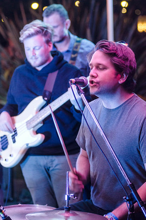 Chance Lovett and the Heartbreakers ©DarkLakePhotography - Nick Zethof | www.facebook.com/darklakephotography