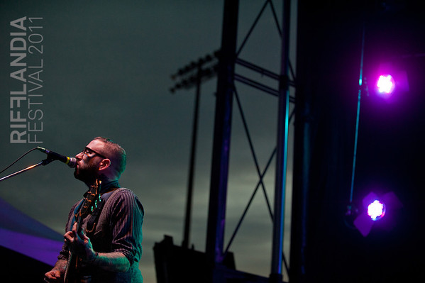 City and Colour @ Rifflandia  Shane Deringer Photography http://blog.deringerphotography.com