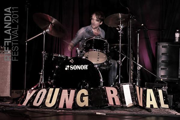 Young Rival Photo ©Kirsten Harris  Website   Falling Satellites