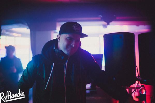 DJ Murge Copyright Casey Bennett www.caseybennettphotographer.com