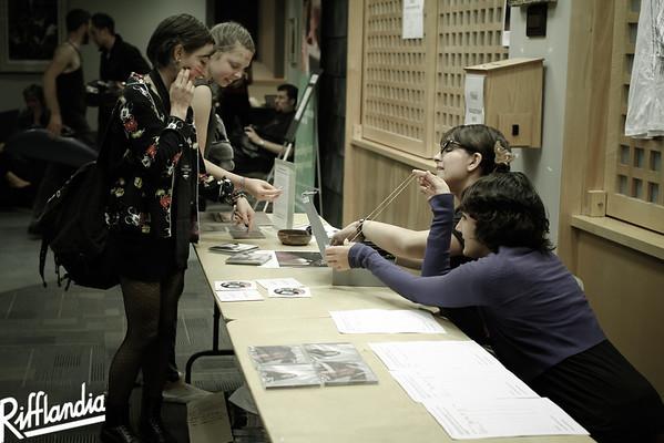Rifflandia volunteers 2012