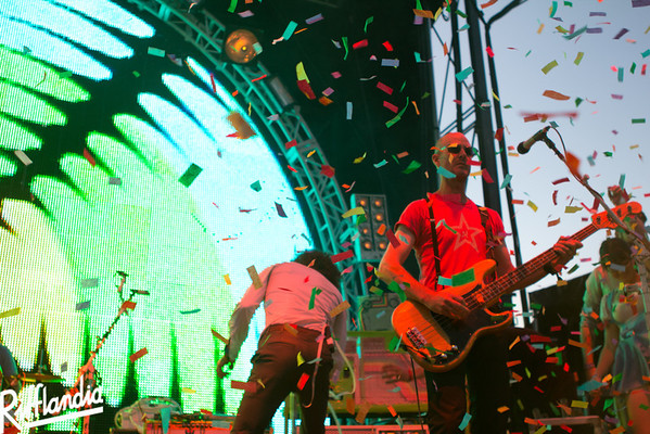 The Flaming Lips  Copyright Tyson Elder Photography 2012