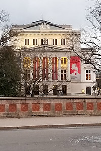 National Latvian Opera