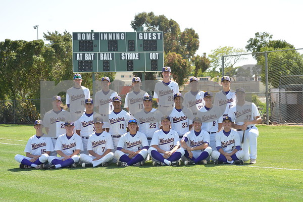 Righetti High School Baseball 2017