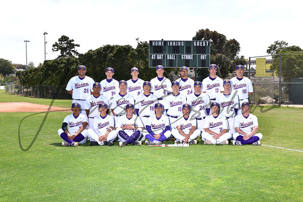 Righetti High School Baseball 2018