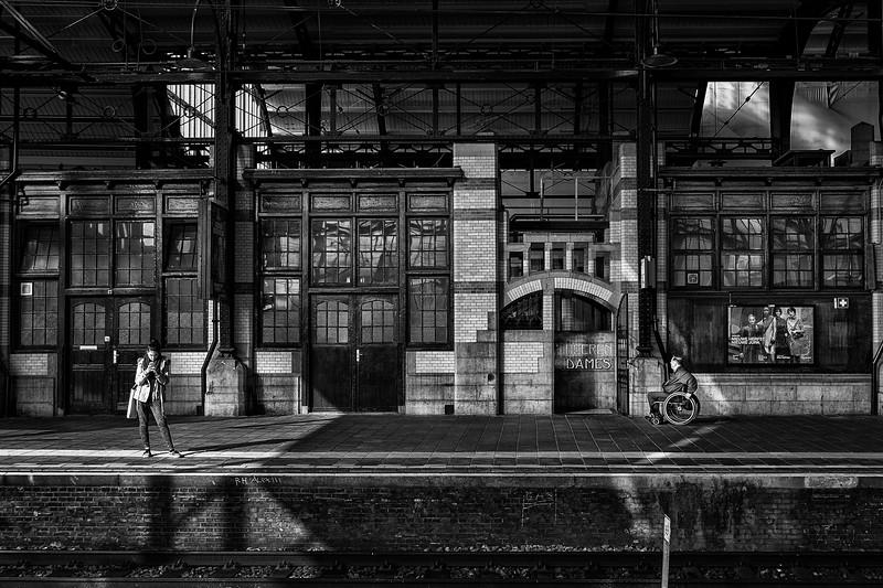 Amsterdam Centraal / Amsterdam / The Netherlands