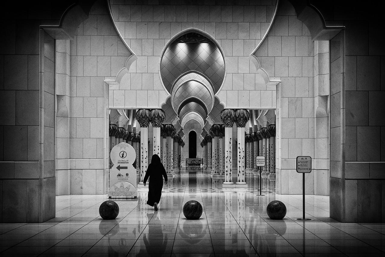Sheikh Zayed Grand Mosque / Abu Dhabi / United Arab Emirates