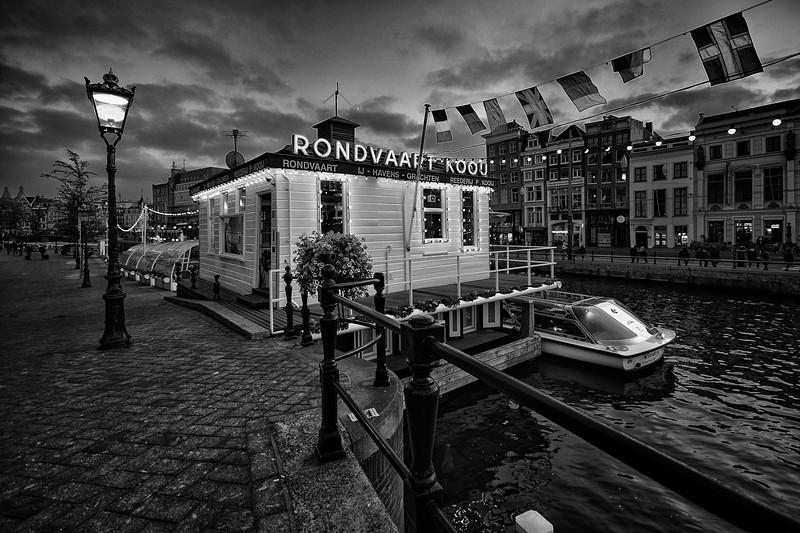Roodvart Restaurant / Amsterdam / The Netherlands
