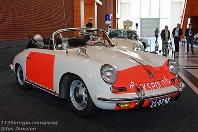 Rijkspolitie Porsches