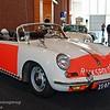 Roepnummer: <br /> Kenteken: 25-87-BK<br /> Merk / type: Porsche 356CM600SC<br /> Bouwjaar: 1966