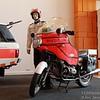 Roepnummer: <br /> Kenteken: XZ-97-69<br /> Merk / type: BMW Motor R75/7<br /> Bouwjaar: 1977