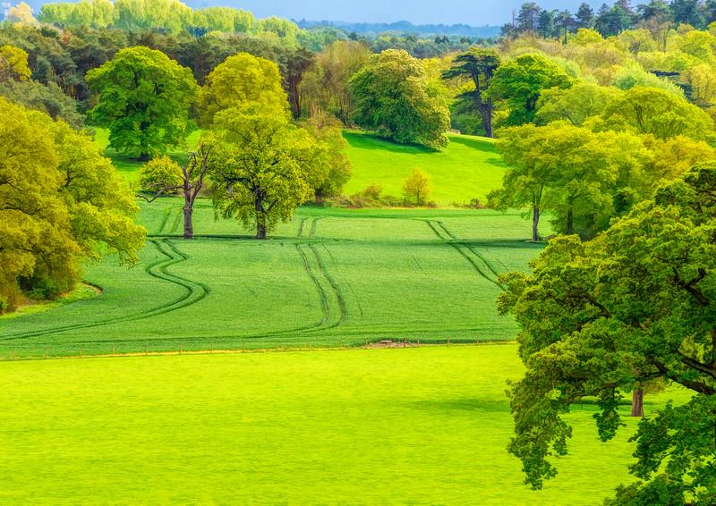 Green England