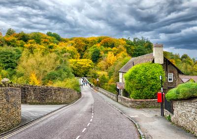 Ludlow in Autumn