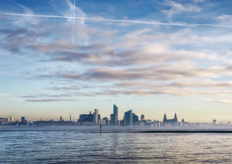 Mist Over The Mersey