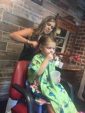 Back To School Haircut - 2017-18