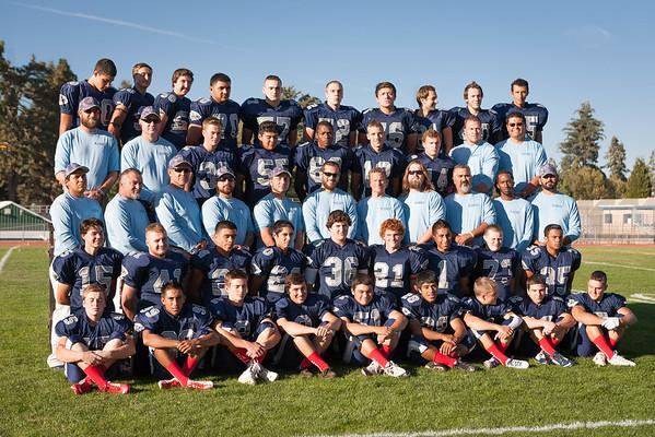 Rim Football Team + Coaching 2014