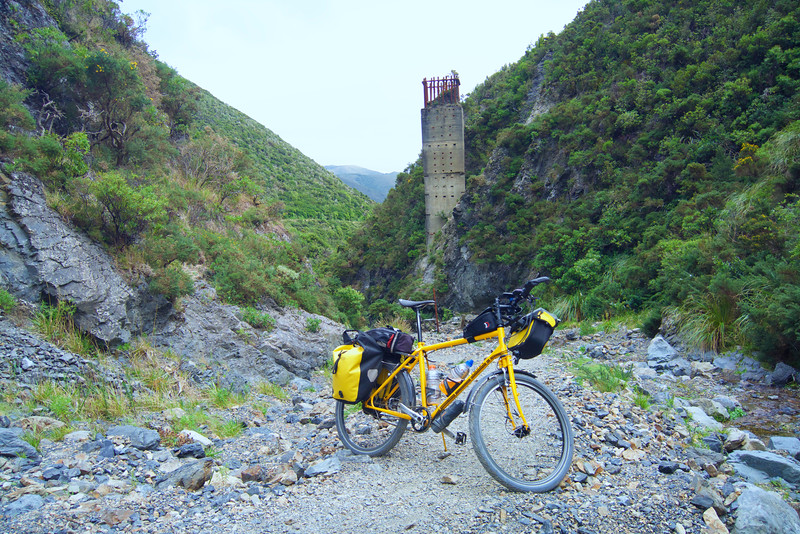 Siberia Gully, Rimutaka Cycle Trail