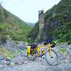 """The Siberia Gully embankment was washed away in floods in 1967 and except for the hard core riders, the only place needing one to dismount and push their bike for no more than five minutes maximum.<br /> <br /> Ride: <a href=""""https://www.strava.com/activities/540802453"""">https://www.strava.com/activities/540802453</a>"""