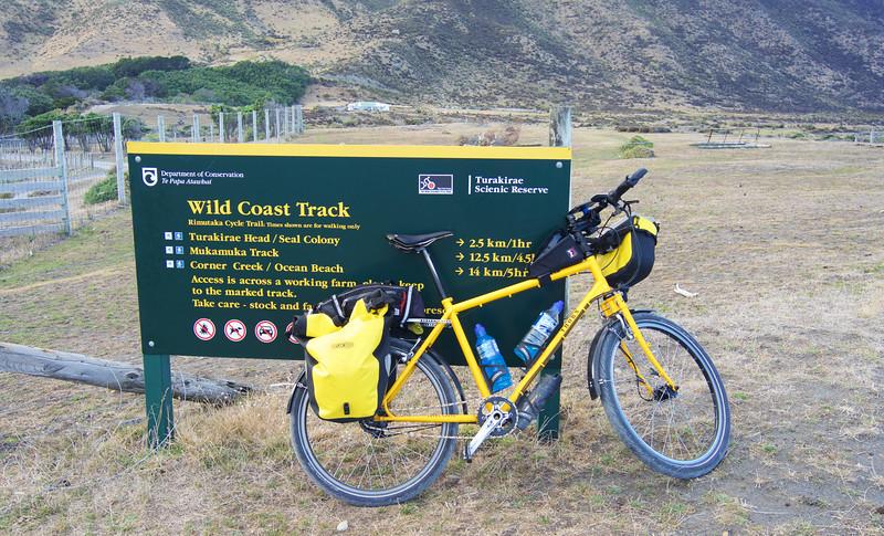 Wild Coast Track