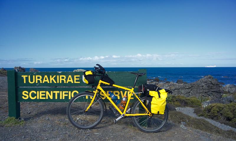 Turakirae Scientific Reserve